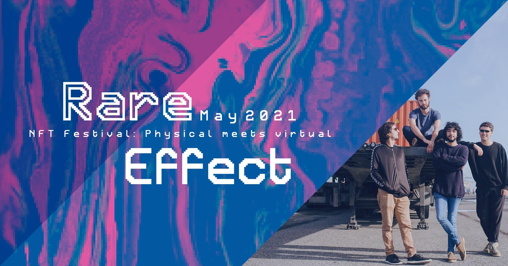 Rare Effect Vol2: Mazarin & Live Jam