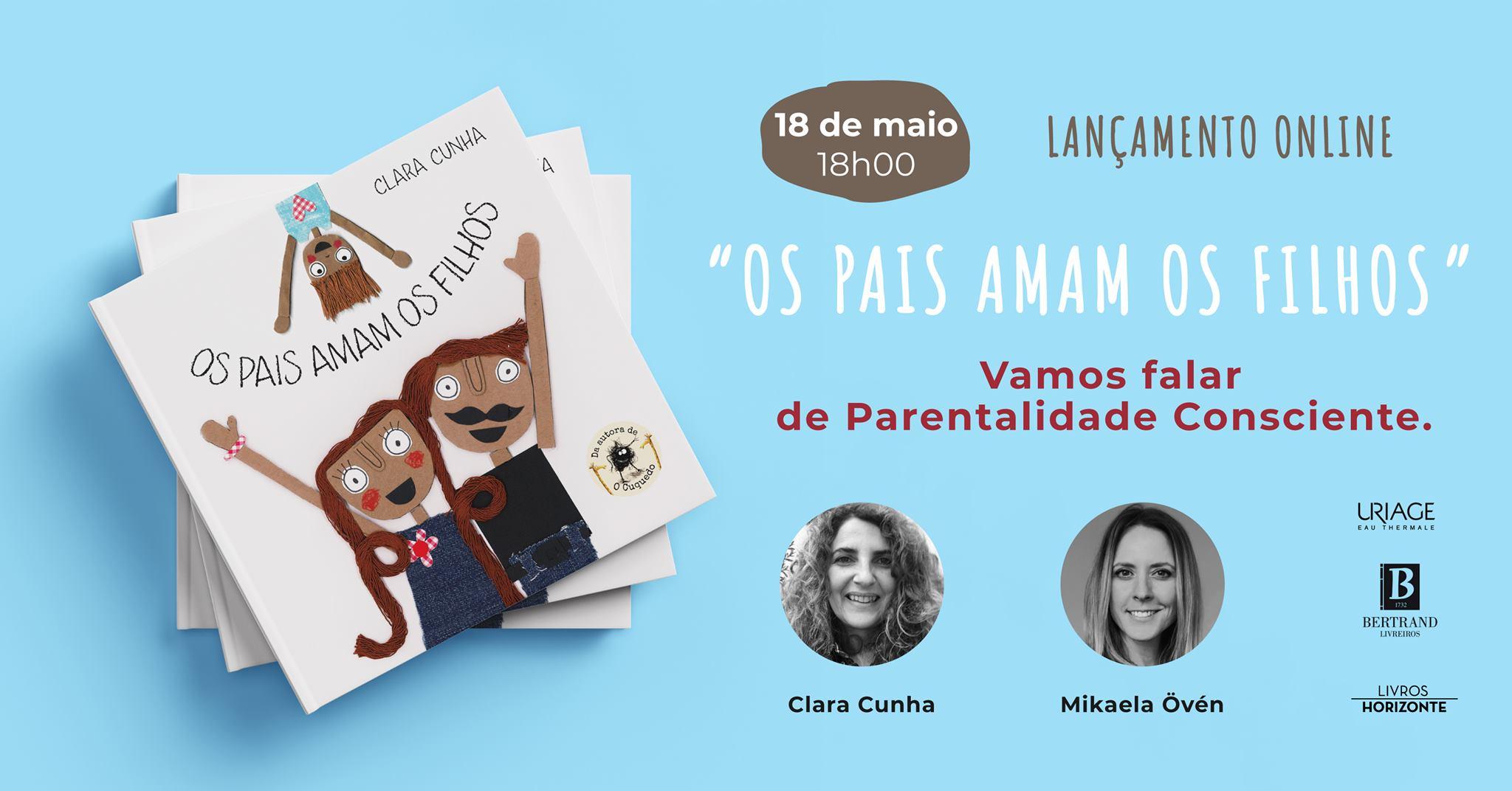 Apresentação do Livro 'Os Pais Amam os Filhos'