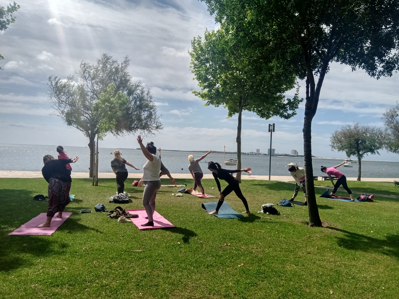 Setúbal Morning Donation Yoga