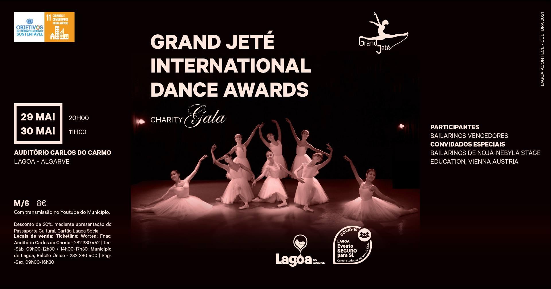 Grand Jeté International Dance Awards – Charity Gala