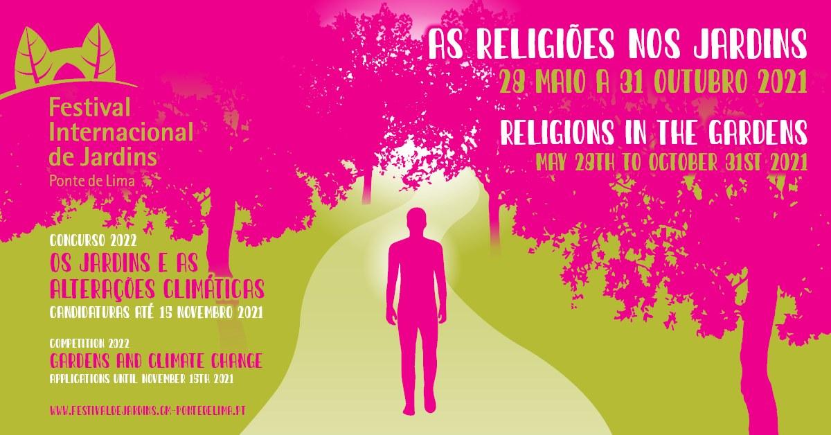 16.º Festival Internacional de Jardins de Ponte de Lima