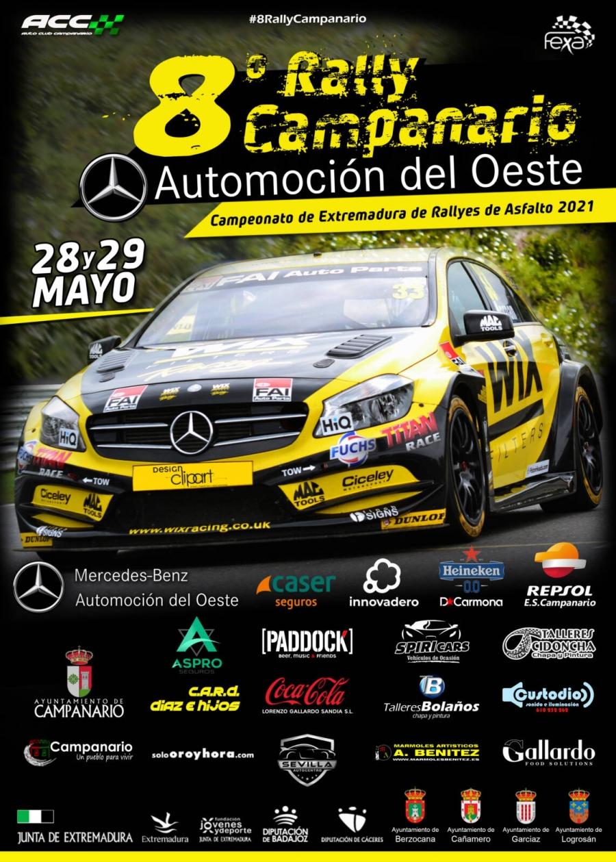Evento deportivo: Rally de Campanario