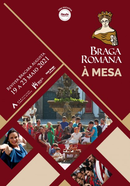 Roteiro Braga Romana à Mesa