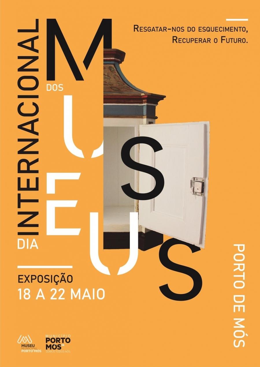 Dia Internacional dos Museus - Resgatar-nos do esquecimento, recuperar o futuro
