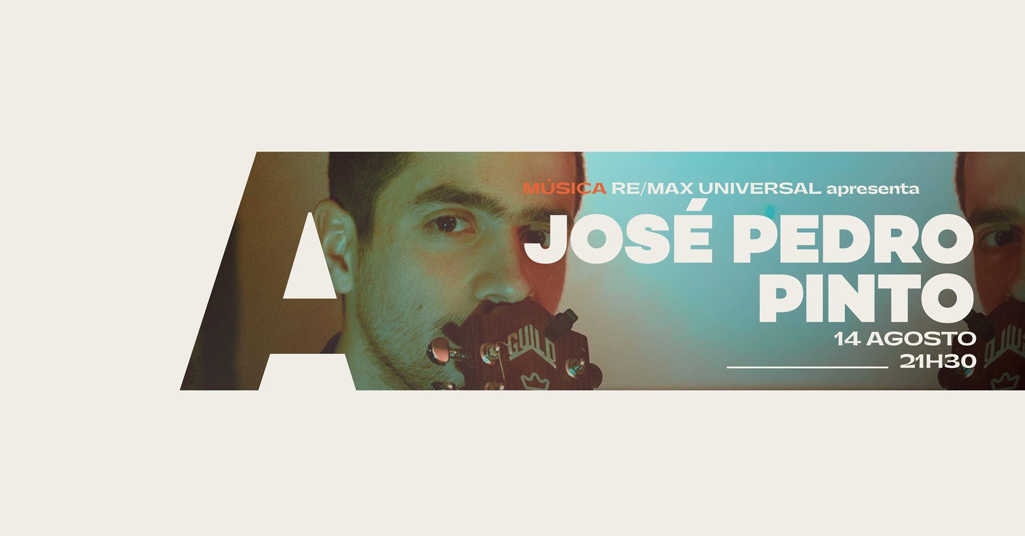 Re/Max Universal apres José Pedro Pinto @Avenida Café-Concerto