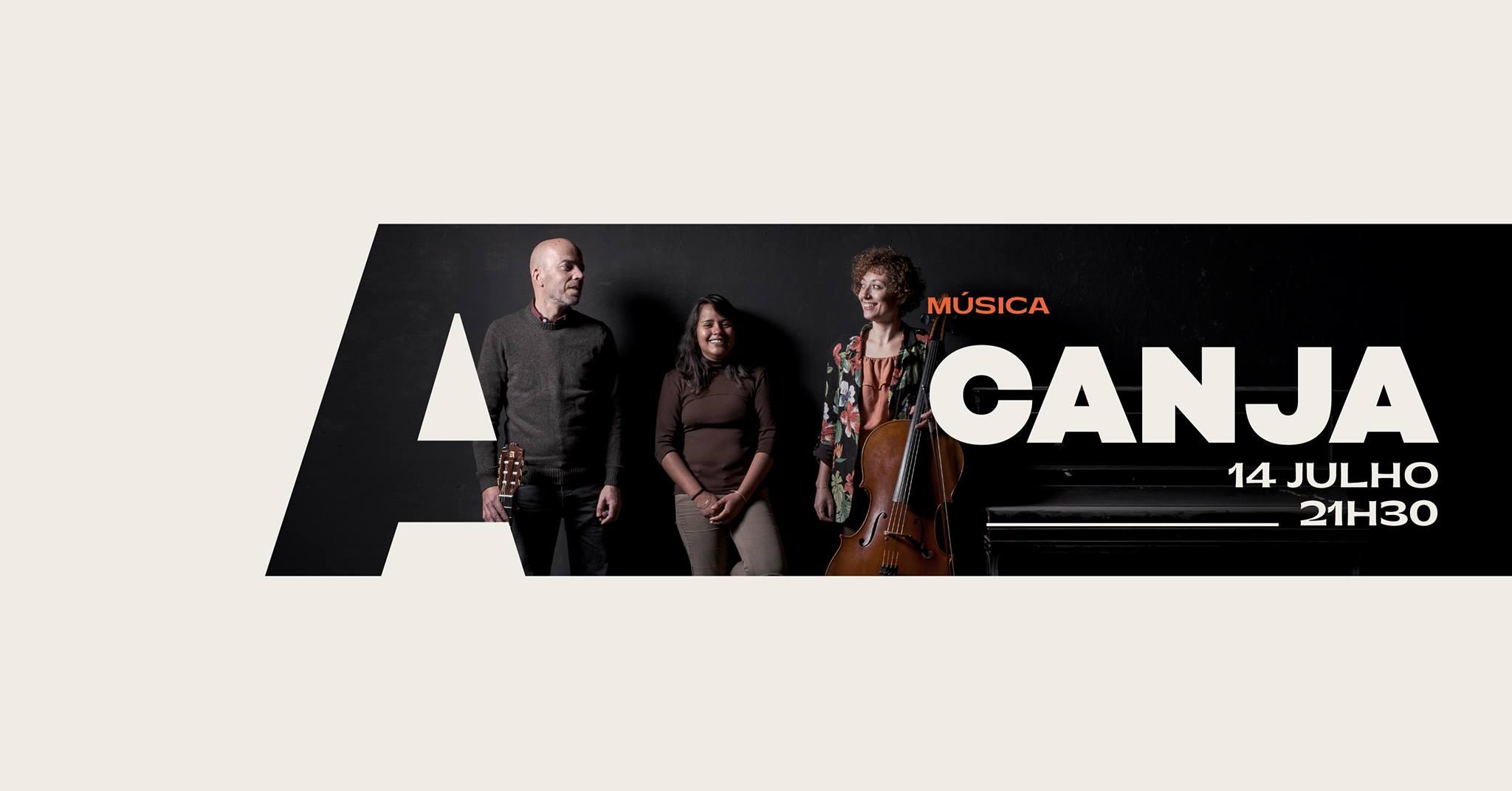 Canja @Avenida Café-Concerto