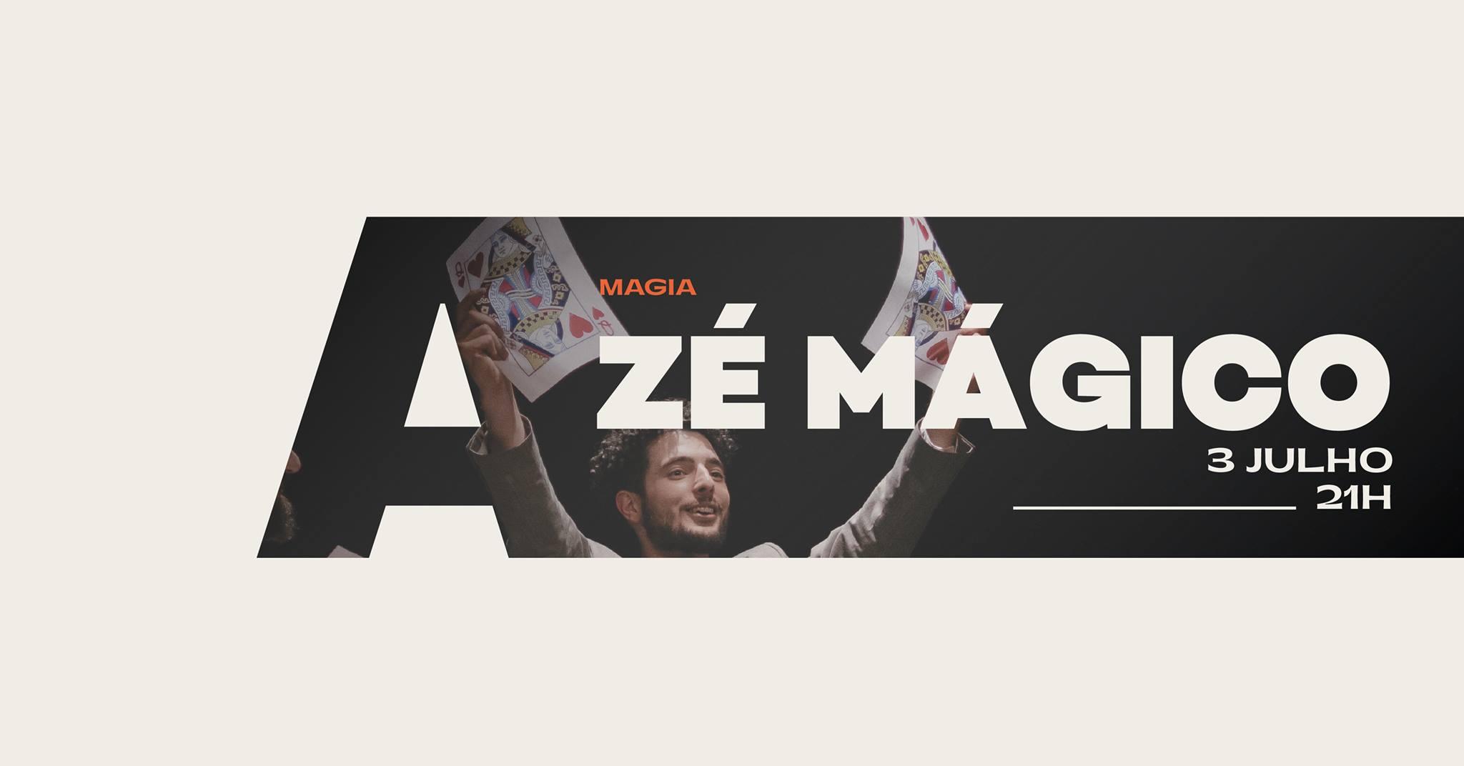 Zé Mágico @Avenida Café-Concerto