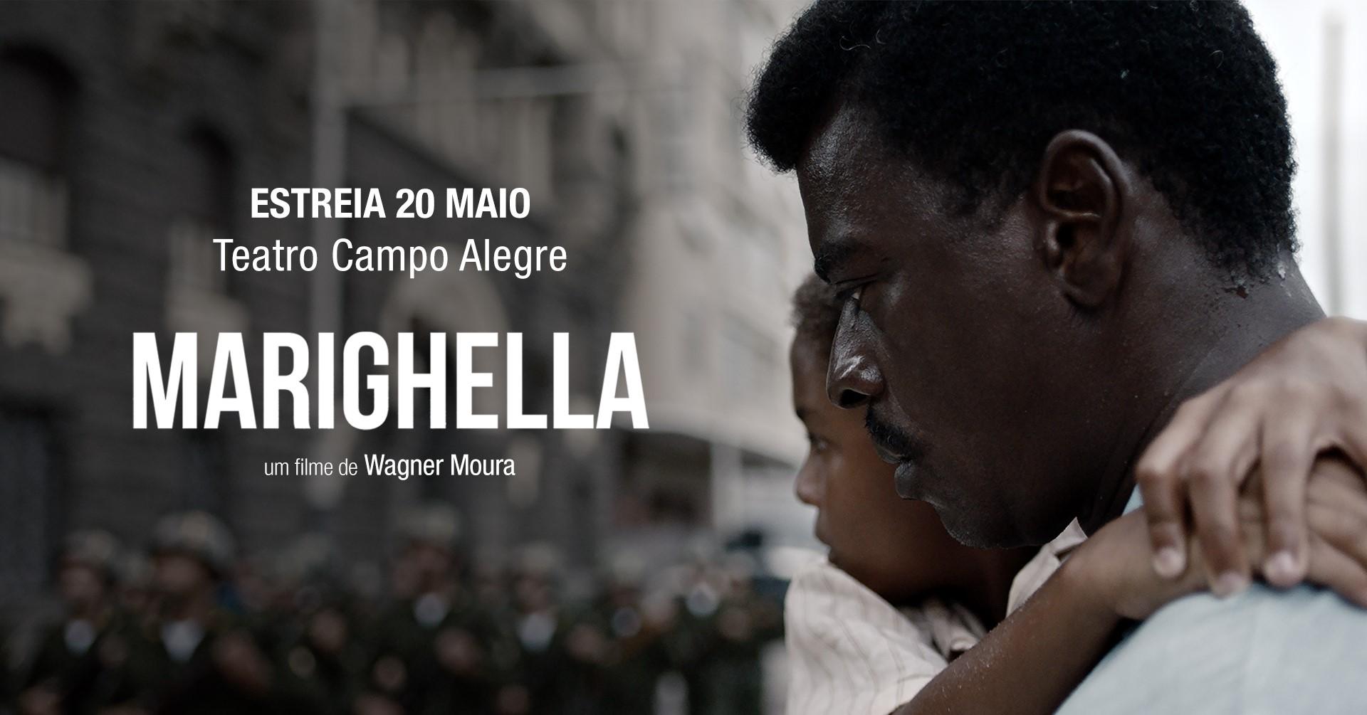 MARIGHELLA (2019), de Wagner Moura - ESTREIA no Campo Alegre