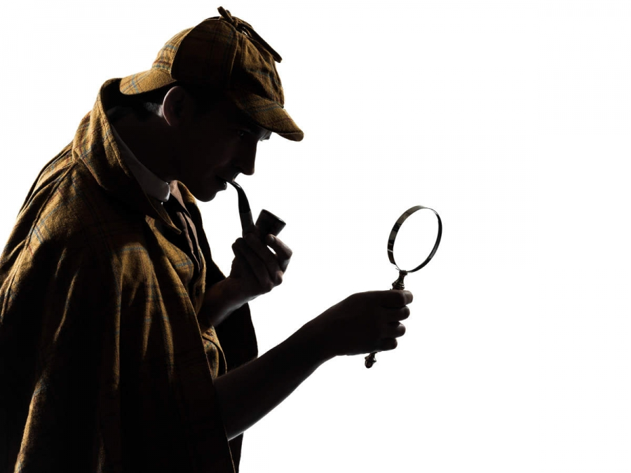 Sherlock Holmes no Museu da Farmácia