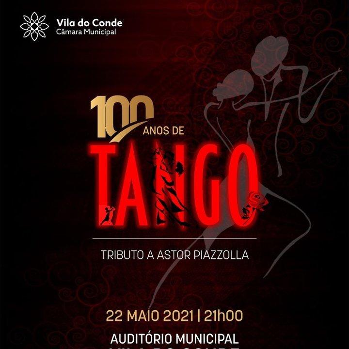 """""""100 Anos de Tango"""": concerto de ..."""