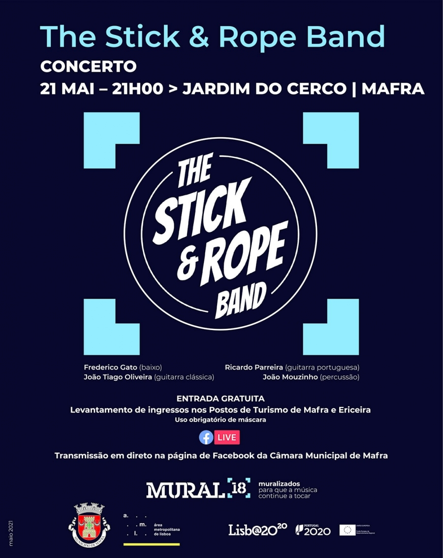 Concerto 'The Stick & Rope Band'