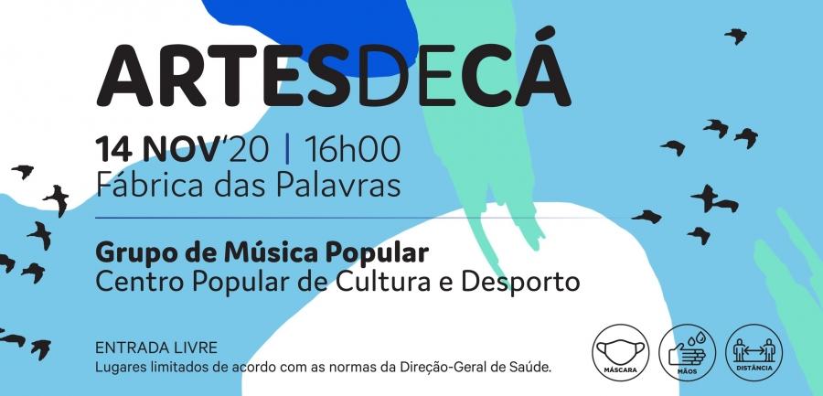 Grupo de Música Popular do Centro Popular de Cultura e Desporto