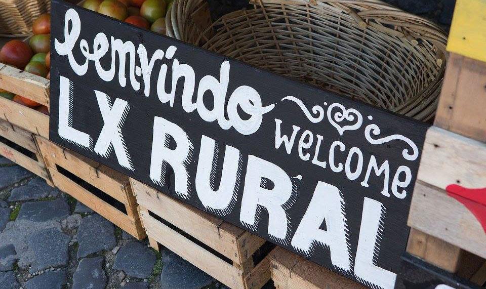 Mercado Lx Rural - Do campo para a LXFactory