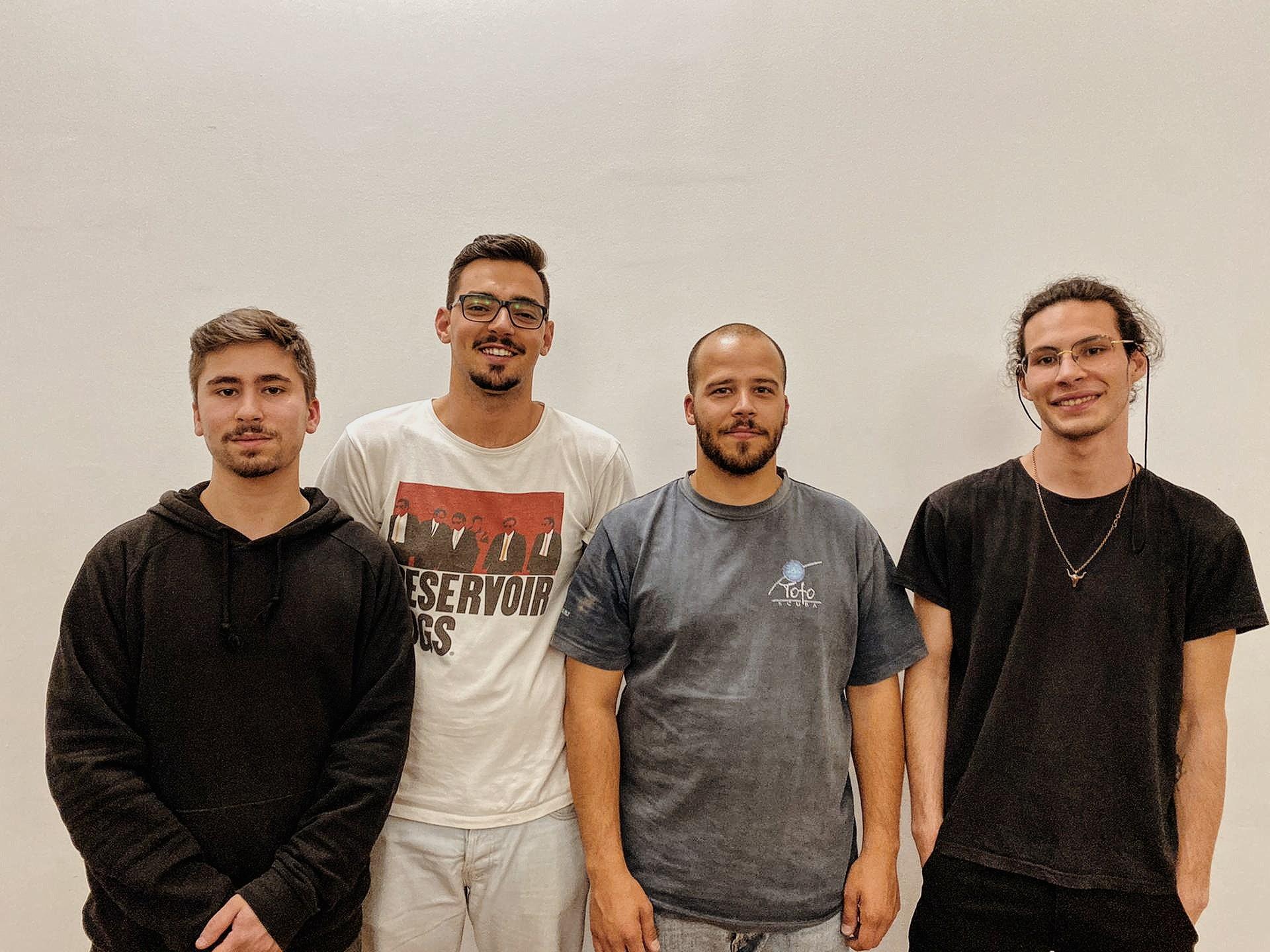 Quarteto Pedro Silva - 13º Encontro Internacional de Marionetas