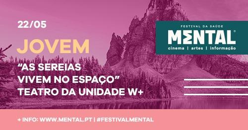 Festival Mental 2021: Mental Jovem - Teatro