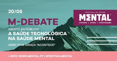Festival Mental 2021: Dança + M-Debate