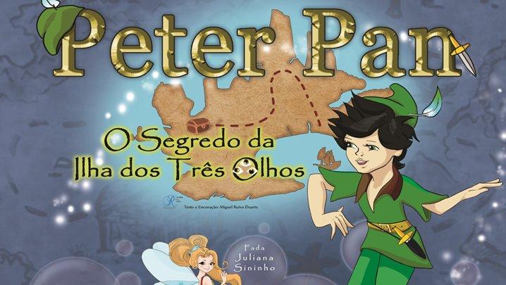 MUSICAL INFANTIL - 'O SEGREDO DA ILHA DOS TRÊS OLHOS'