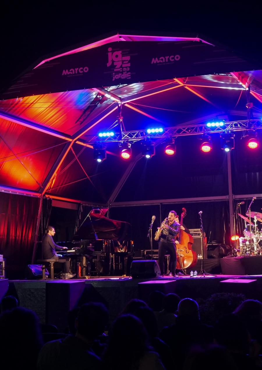 Jazz no Jardim