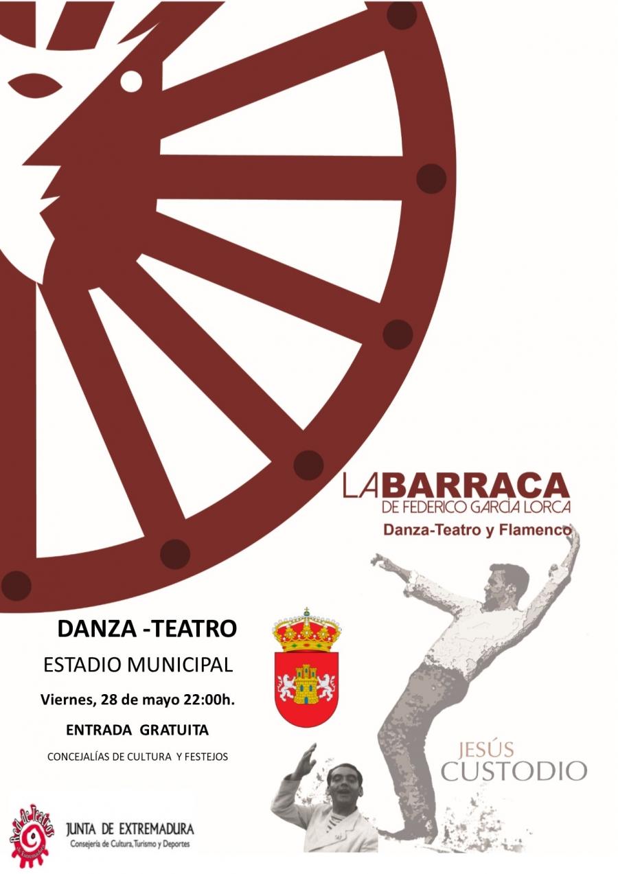 """""""La Barraca"""" dentro de las Noches de Veranos Culturales 2021"""