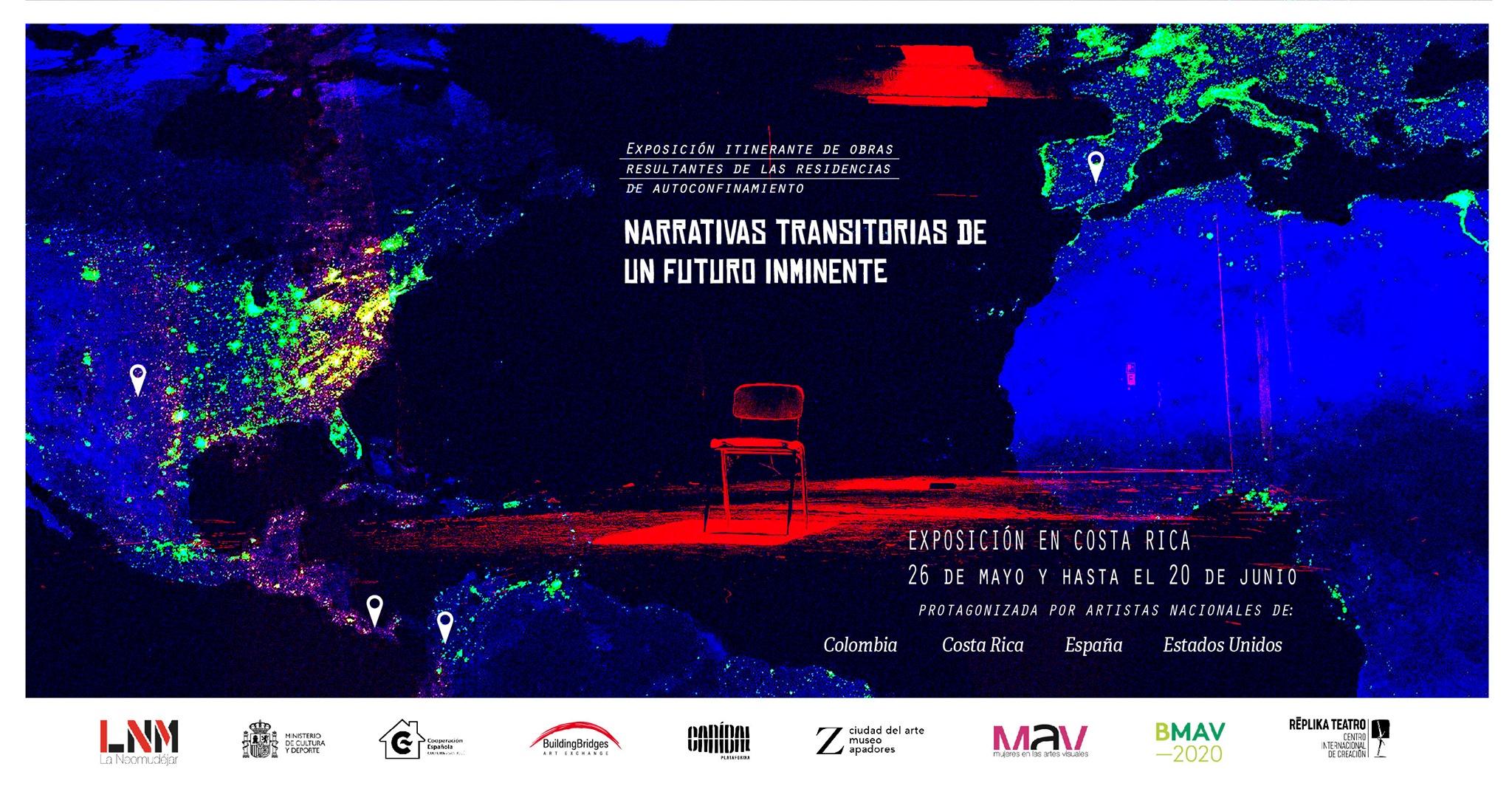 Inauguración Exposición - Narrativas Transitorias de un Futuro Inminente