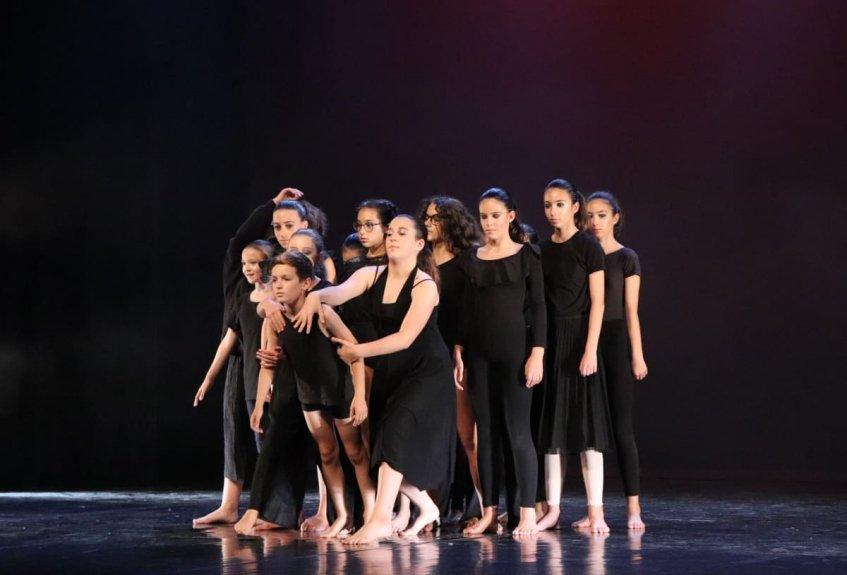 Espetáculo de Dança 2020/2021 da Associação ILÚ: Dança-Teatro de Intervenção Urbana