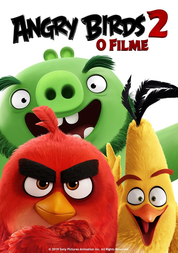"""""""Angry Birds 2"""""""