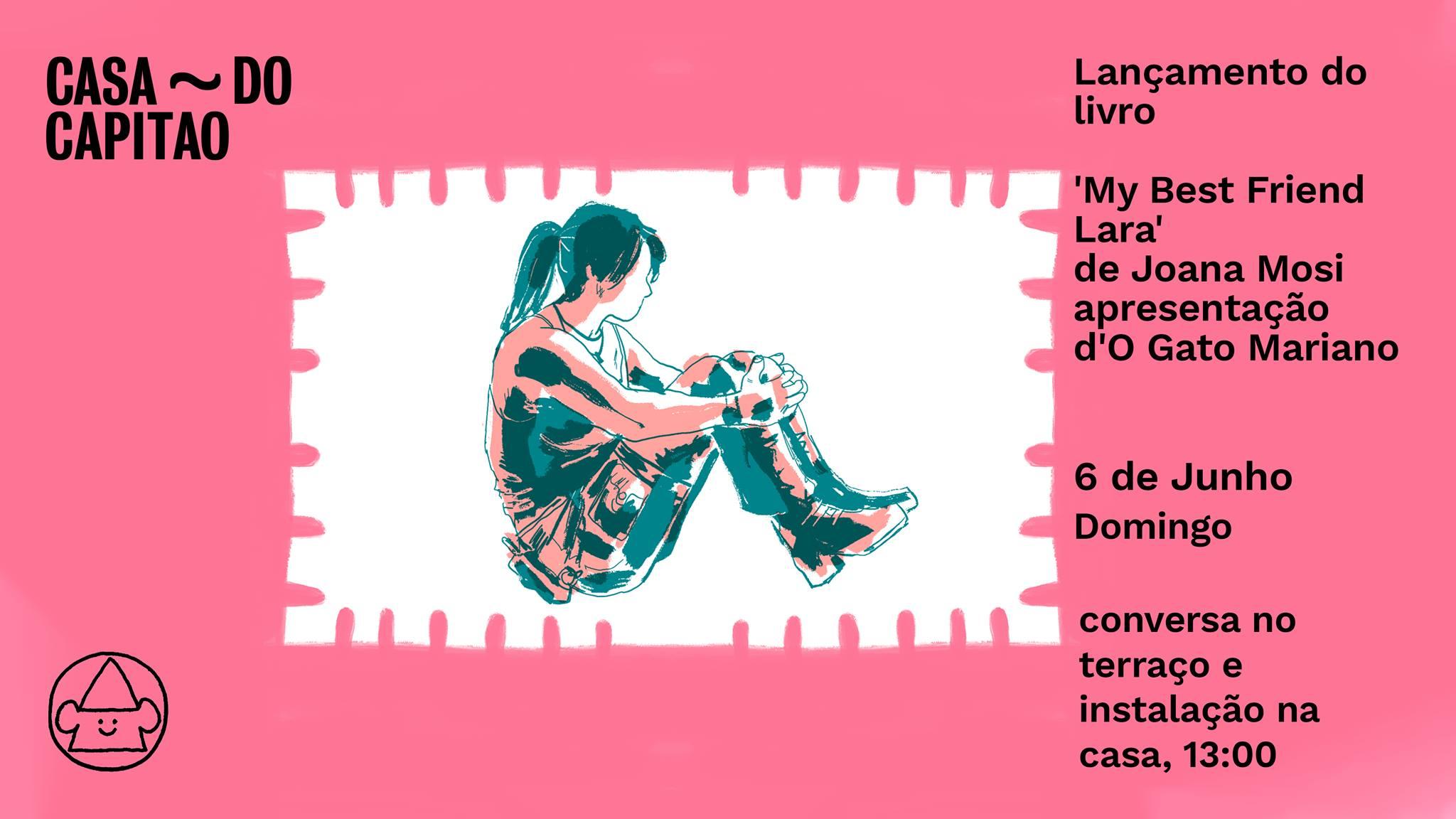 Lançamento de 'My Best Friend Lara' de Joana Mosi
