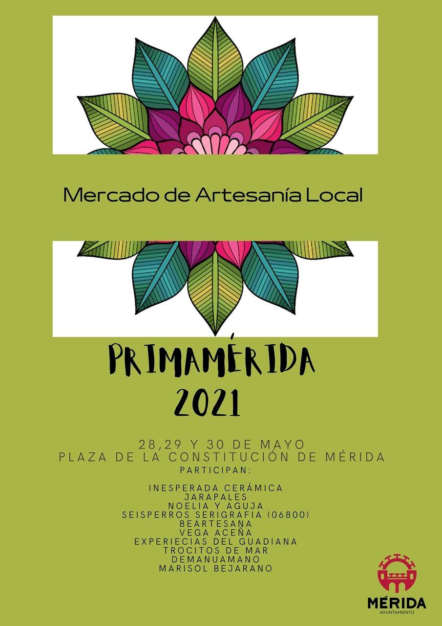 Mercado Artesanía Local 'Primamérida'