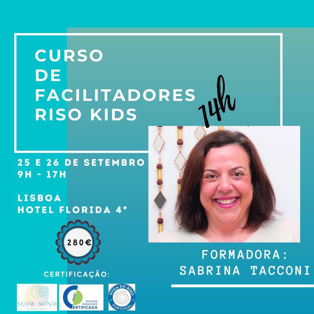 Curso Certificado de Facilitador do Riso | Kids | Dgert