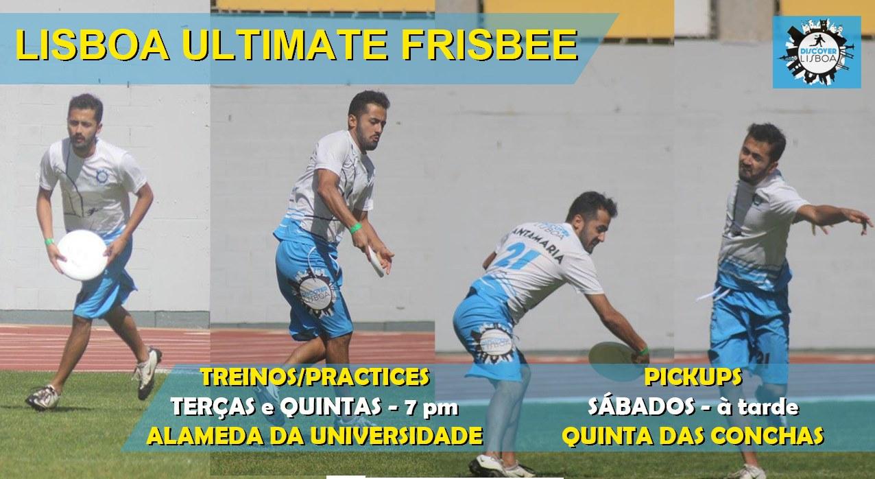Lisbon Ultimate Frisbee Training - 15 (2021)