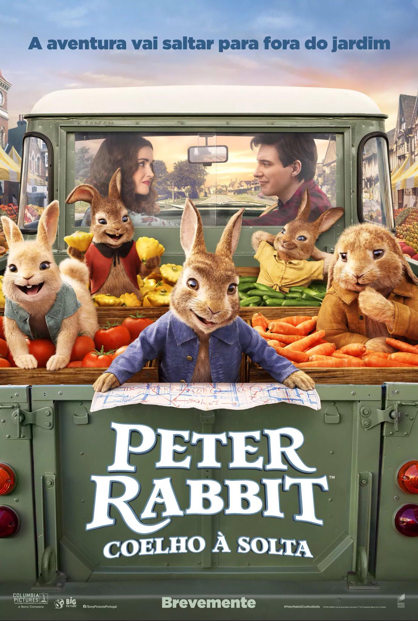 Peter Rabbit: Coelho à Solta VP