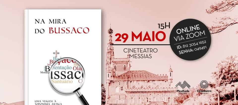 """Apresentação do livro """"Na mira do Bussaco"""" de Nuno Alegre"""