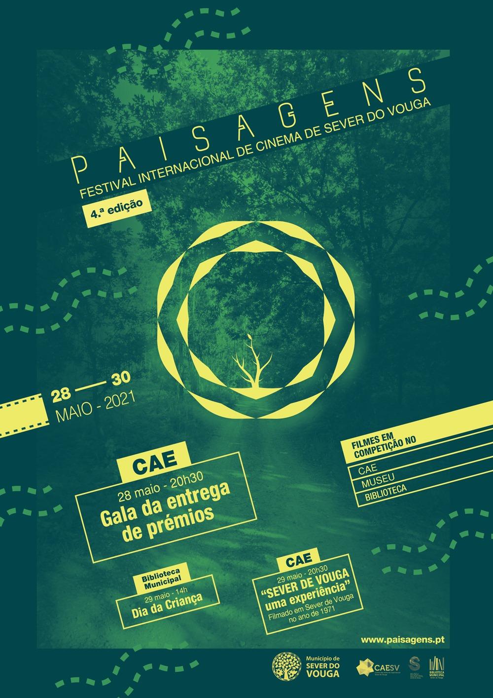 PAISAGENS - Festival Internacional de Cinema de Sever do Vouga IV - CURTAS