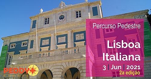Percurso Pedestre 'Lisboa Italiana XVIII-XIX' (2ª Edição)
