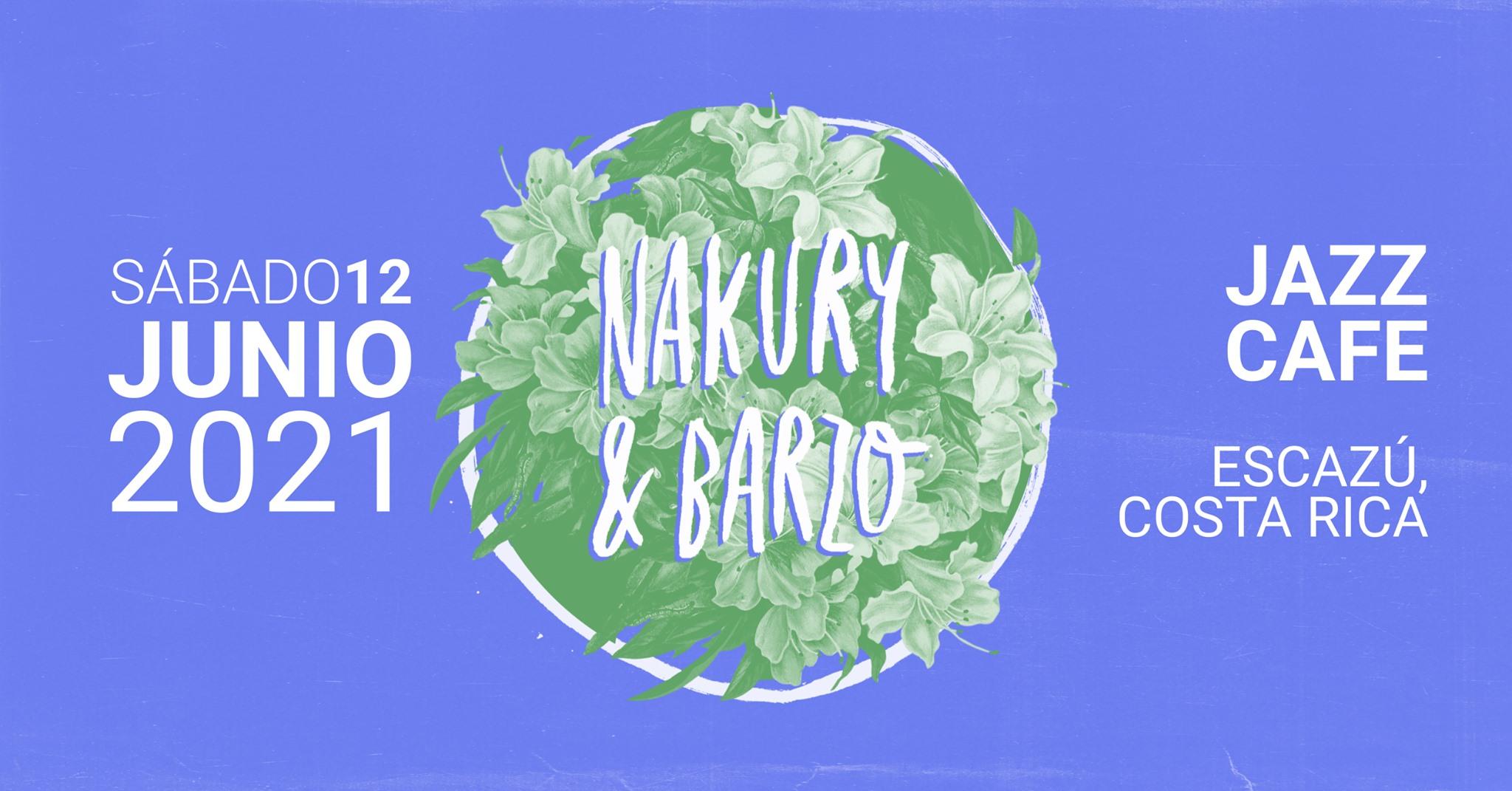 Nakury & Barzo en Jazz Café