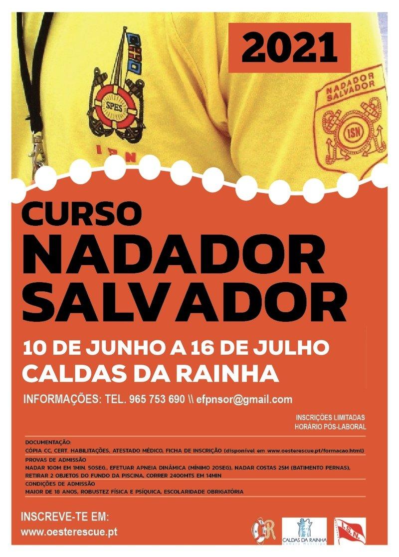 Curso de Nadador-Salvador