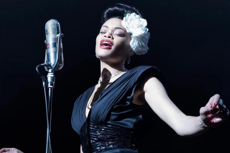 Cinema :: Estados Unidos vs. Billie Holiday