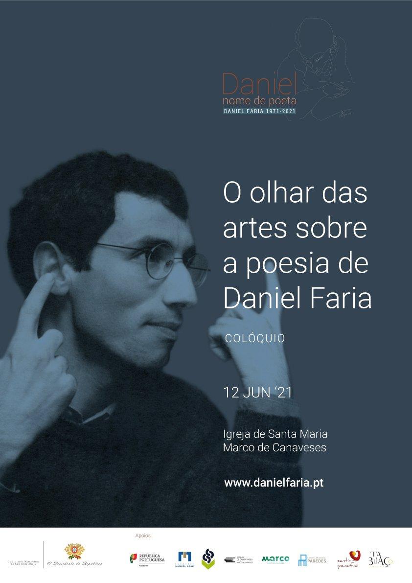 O olhar das artes sobre a poesia de Daniel Faria