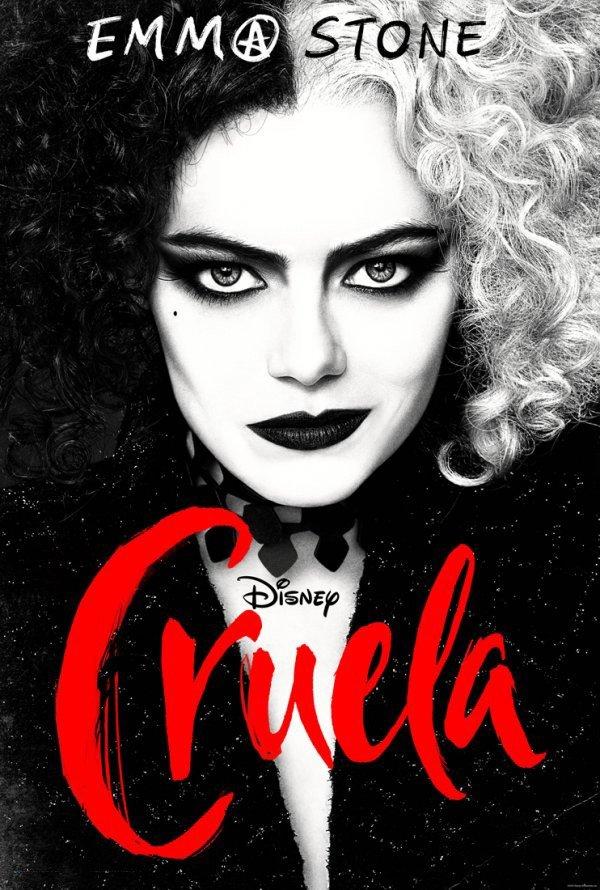 Exibição do filme 'Cruela'