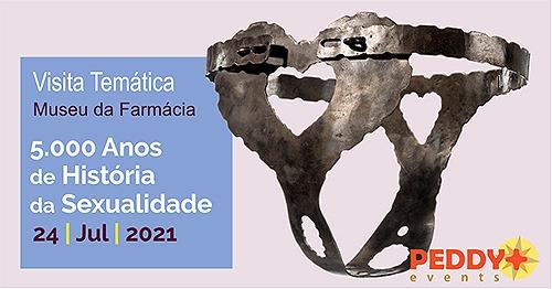 Visita Temática '5.000 Anos da História da Sexualidade no Museu da Farmácia'