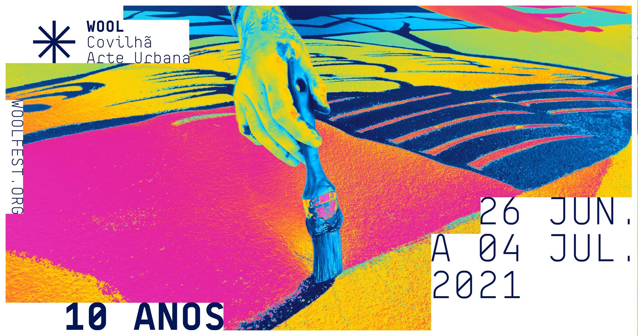 WOOL | Covilhã Arte Urbana 2021