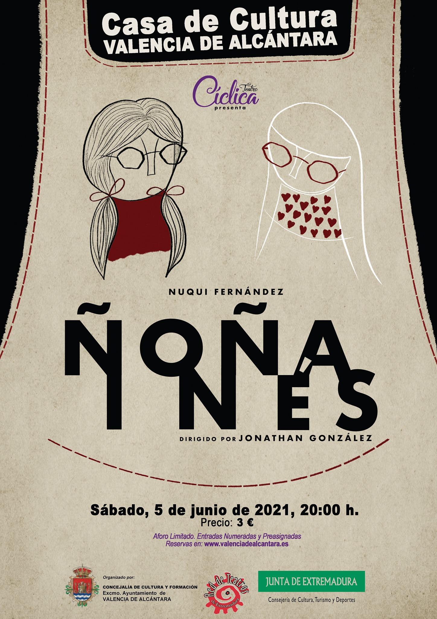 Teatro: Ñoña Inés