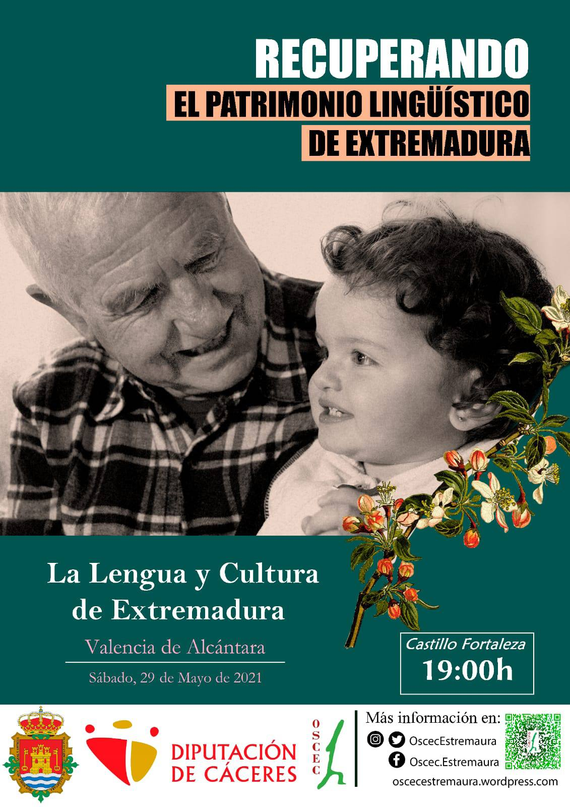 JORNADA 'LA LENGUA Y CULTURA DE EXTREMADURA'
