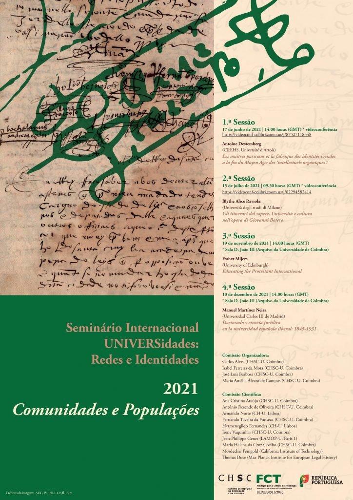 "Conferência ""Educating the Protestant International"""