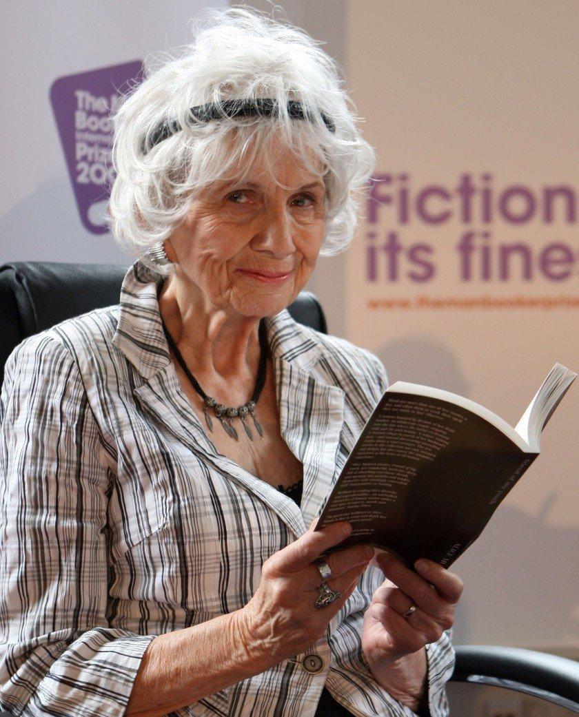 Clube de Leitura On-line- Reunião em torno da obra de Alice Munro