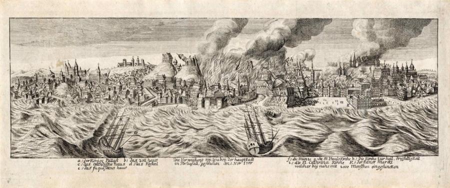 Lisboa, 31 de outubro de 1755
