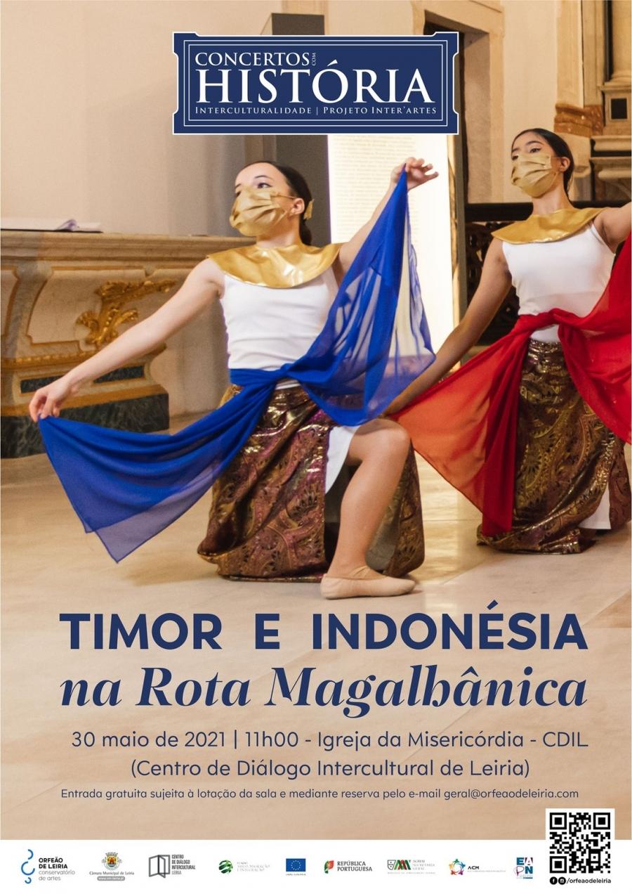 'Timor e Indonésia na Rota Magalhânica'