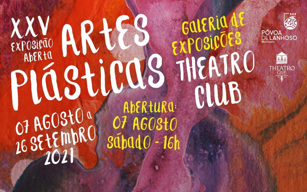 XXV Exposição Aberta de Artes Plásticas