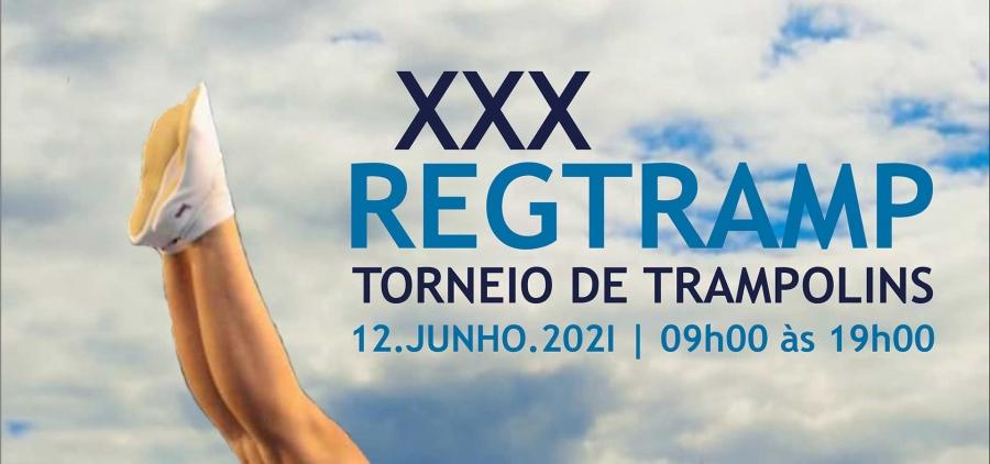 XXX REGTRAMP – Torneio de Trampolins