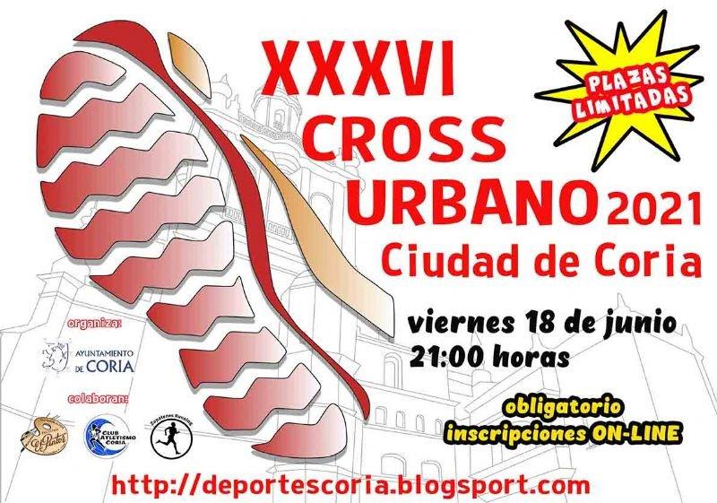 XXXVI Cross Urbano